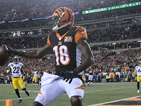 Watch: A.J. Green leaves Coty Sensabaugh in dust on 8-yard TD catch