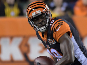 Andy Dalton pinpoints A.J. Green for clinical toe-tap catch