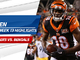 Watch: A.J. Green highlights | Week 13