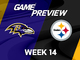 Watch: Ravens vs. Steelers preview | 'Move the Sticks'