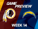 Watch: Redskins vs. Chargers preview   'Move the Sticks'