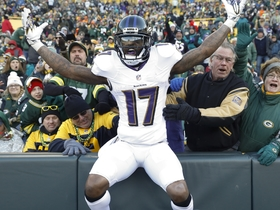 Mike Wallace: Ravens-Steelers 'is the best rivalry in football'