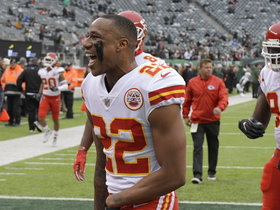 Why did Andy Reid suspend Marcus Peters?