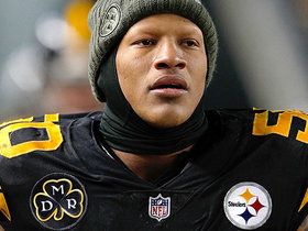 Rapoport: Shazier done for season, football future unclear