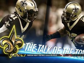 What makes the Saints RBs the most dynamic duo in the NFL?