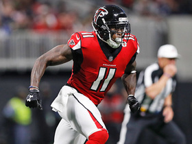 Steve Smith Sr.: Julio Jones has a 'Ph.D. in route running'