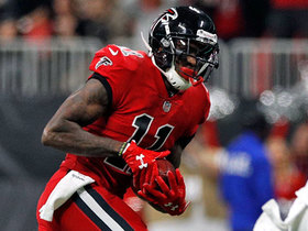 Julio Jones does his best Beast Mode impression on 38-yard catch