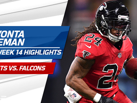 Devonta Freeman highlights | Week 14