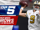 Watch: Top 5 Drew Brees plays | Week 14
