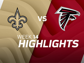 Saints vs. Falcons highlights | Week 14