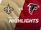 Watch: Saints vs. Falcons highlights | Week 14