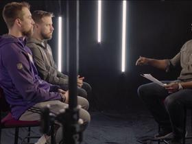 Jeffri Chadiha sits down with Case Keenum and Adam Thielen