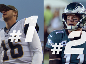 Watch: NFL 360: The one-two punch of Jared Goff and Carson Wentz