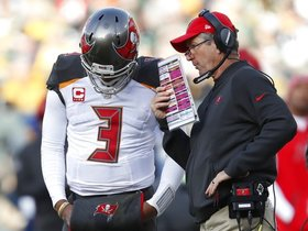 Rapoport: There's tension between Jameis Winston and Dirk Koetter