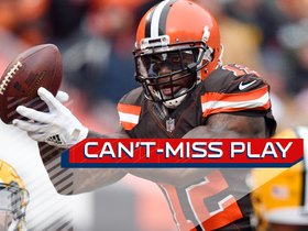 Watch: Can't-Miss Play: Josh Gordon hauls in first TD in almost four years