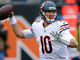 Watch: Mitchell Trubisky throws on the run to Josh Bellamy for 36 yards