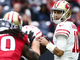 Watch: Jimmy G hits Aldrick Robinson for 18 yards into FG territory