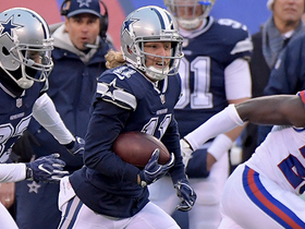 Cole Beasley explodes for HUGE 54-yard catch-and-run
