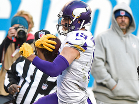 Watch: Can't-Miss Play: Adam Thielen gashes Panthers' D for 52-yard TD