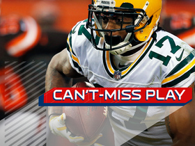 Can't-Miss Play: Davante Adams spins off defender for game-winning TD