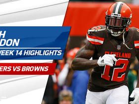 Josh Gordon highlights | Week 14