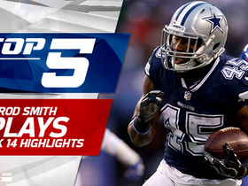 Top 5 Rod Smith plays | Week 14
