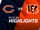 Watch: Bears vs. Bengals highlights | Week 14