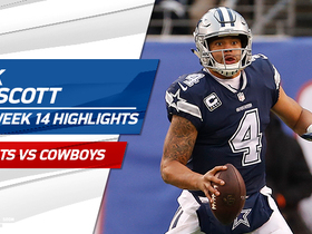 Dak Prescott highlights | Week 14