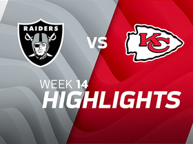 Raiders vs. Chiefs highlights | Week 14