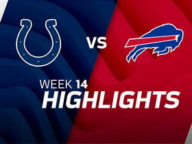 Colts vs. Bills highlights | Week 14