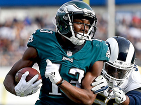 Eagles convert on fourth-and-1, pick up 18 yards