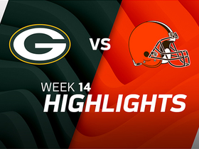 Packers vs. Browns highlights | Week 14
