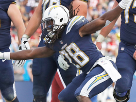 Watch: Melvin Gordon bursts through line for 1-yard rushing TD