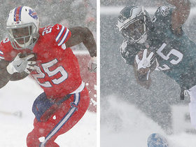 LeSean McCoy's best snow-game moments in his career