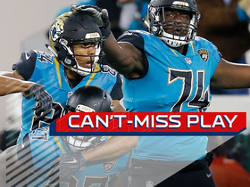 Can't-Miss Play: King Cole! Bortles uncorks 75-yard TD bomb to Keelan Cole