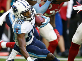 Watch: Titans run a play for Adoree' Jackson on fourth-and-10, fail to convert