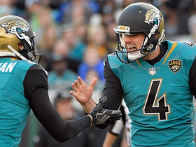 Lambo's 51-yard FG extends Jags' lead to 17