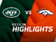 Watch: Jets vs. Broncos highlights | Week 14