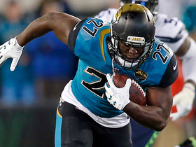 Fournette breaks free for pivotal first-down run on third-and-11