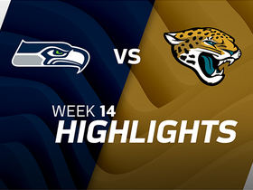 Seahawks vs. Jaguars highlights | Week 14