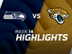 Watch: Seahawks vs. Jaguars highlights | Week 14