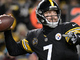 Watch: Big Ben launches 43-yard sideline dime to Brown