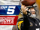 Watch: Top 5 Ben Roethlisberger throws | Week 14