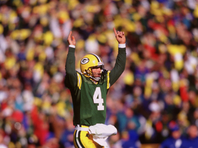 Watch: Brett Favre's Final Win as a Packer