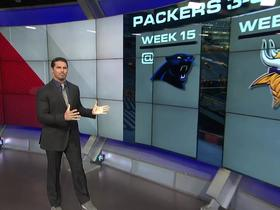 Watch: Green Bay Packers' 3-game forecast