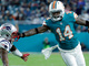 Watch: Jarvis Landry stiff arms Jonathan Jones to the turf