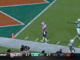 Xavien Howard prevents Amendola from making potential TD catch