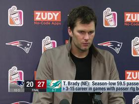 Tom Brady: Dolphins don't have a 'magic potion' to beat Patriots