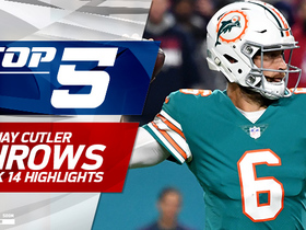 Top 5 Jay Cutler throws | Week 14