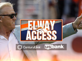 Watch: Elway Access: Snapping the streak